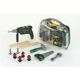 BOSCH Mallette outils + perceuse