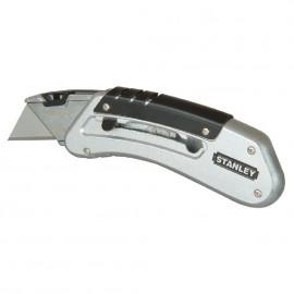 STANLEY Couteau a lame rétractable 145mm