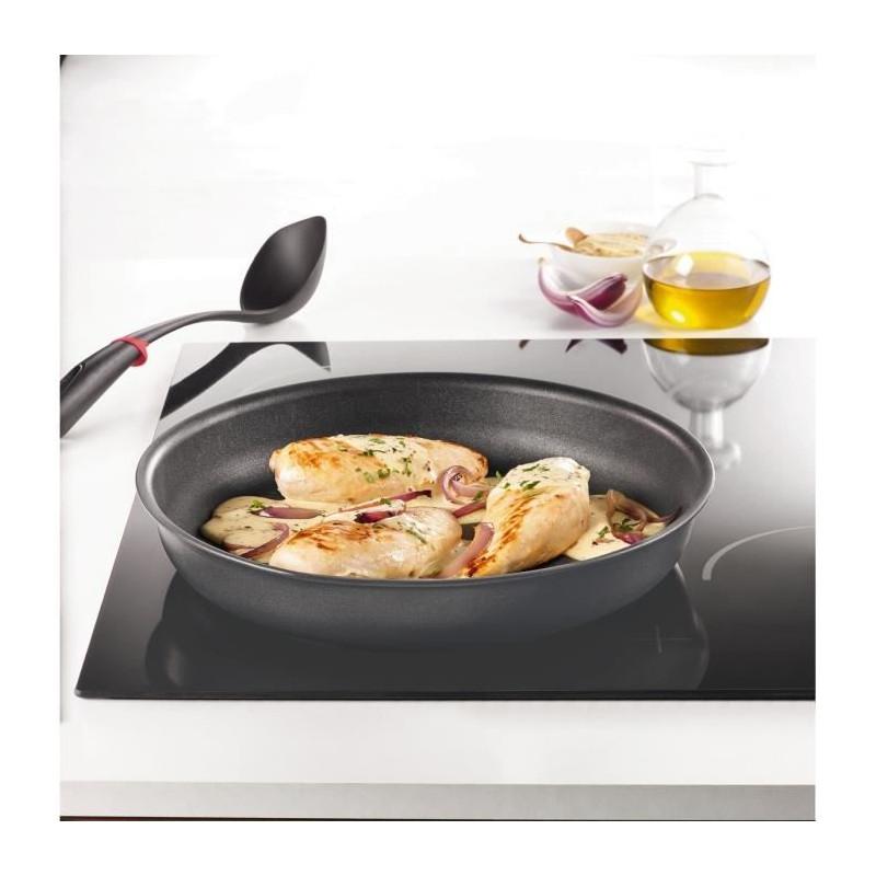 83e8d09960c142 2 sur 3 TEFAL INGENIO PERFORMANCE Batterie de cuisine 8 pieces L6589402 16- 20-22-24