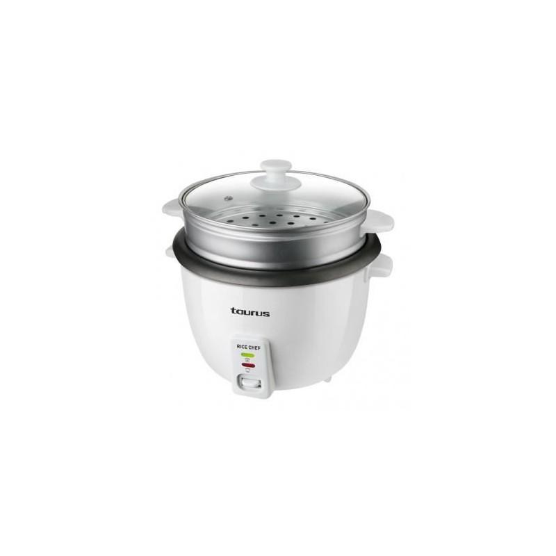 TAURUS-Cuiseur-a-riz-Rice-Chef-700-W-1-8-l miniature 2