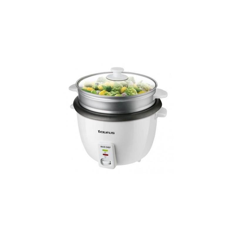 TAURUS-Cuiseur-a-riz-Rice-Chef-700-W-1-8-l miniature 3