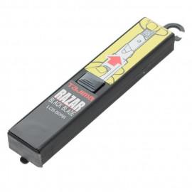 TAJIMA 10 Lames cutter Razar black - 18 mm