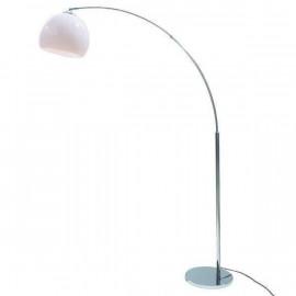 DESI lampadaire ARC Blanc hauteur 166cm