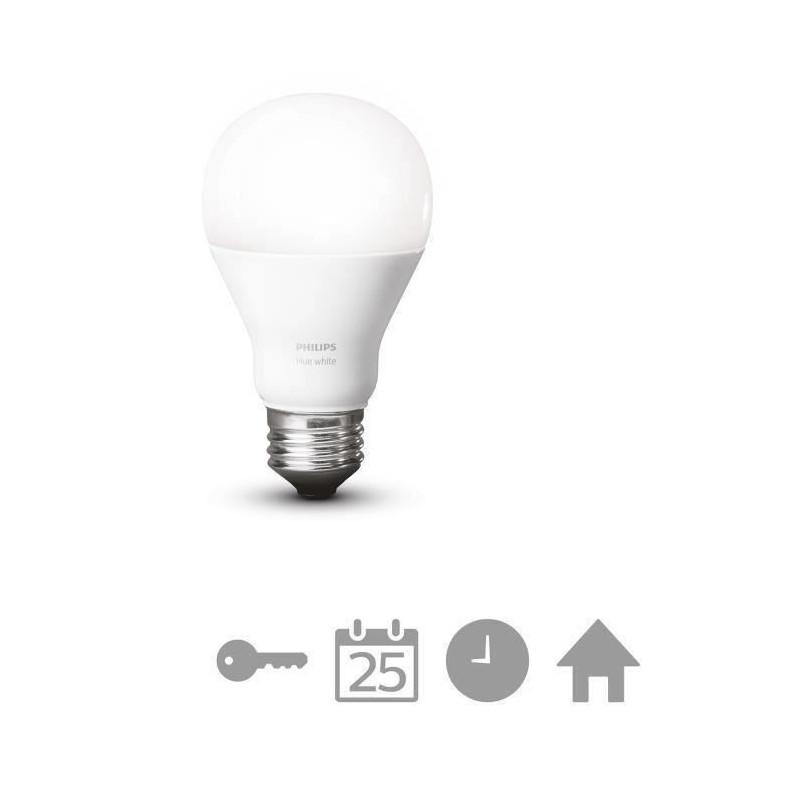 60 White Philips Hue Connectée Détails Ampoule W Led E27 Équivalent A Sur 9 Yf7gyb6