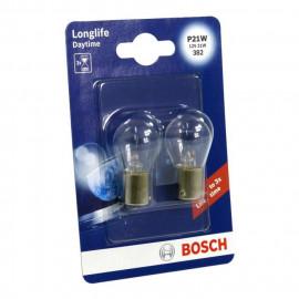 BOSCH Ampoule Longlife Daytime 2 P21W 12V 21W