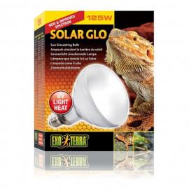 EXO TERRA Ampoule a vapeur Solar Glo 125 W - Pour reptiles