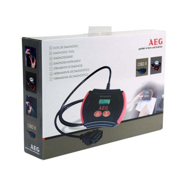 AEG-Scanner-Valise-Diagnostic-OBD2 miniature 2