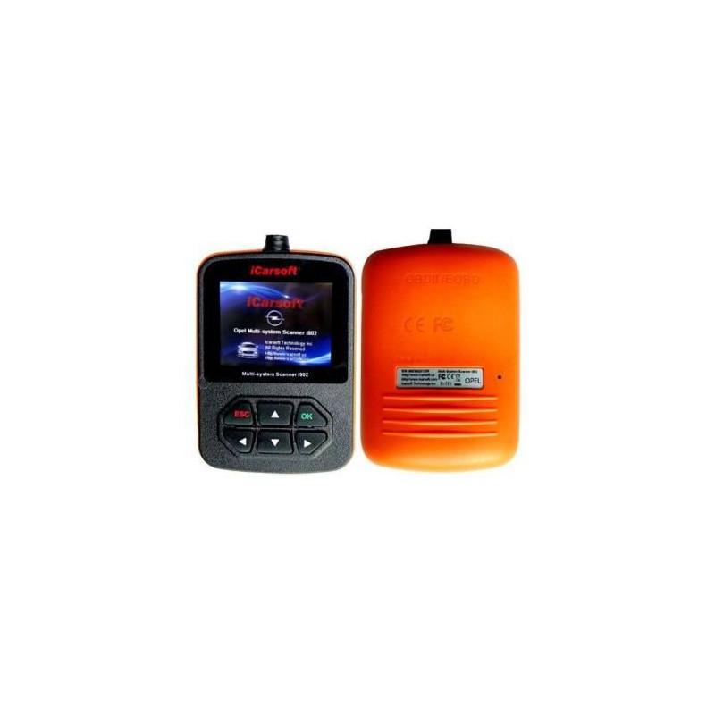 ICARSOFTVALISE-ODB2-Outil-Diagnostic-Auto-Opel miniature 2