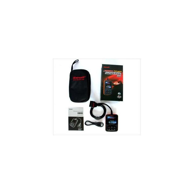 ICARSOFTVALISE-ODB2-Outil-Diagnostic-Auto-Opel miniature 3