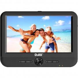 D-JIX PVS 706-50SM Lecteur DVD portable 7