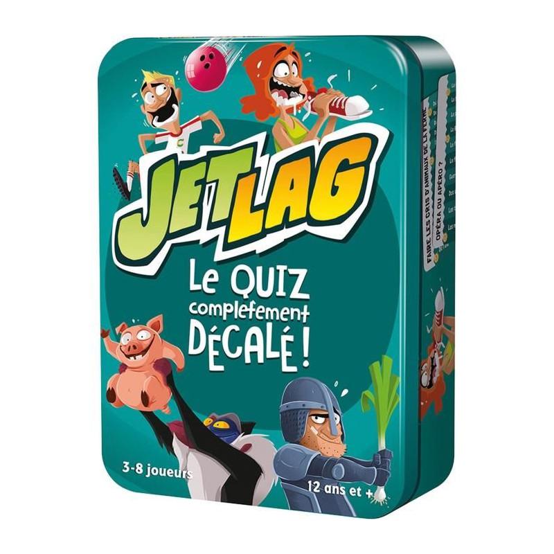 ASMODEE-JetLag-Jeu-de-societe-Mixte-Des-12-ans miniature 2