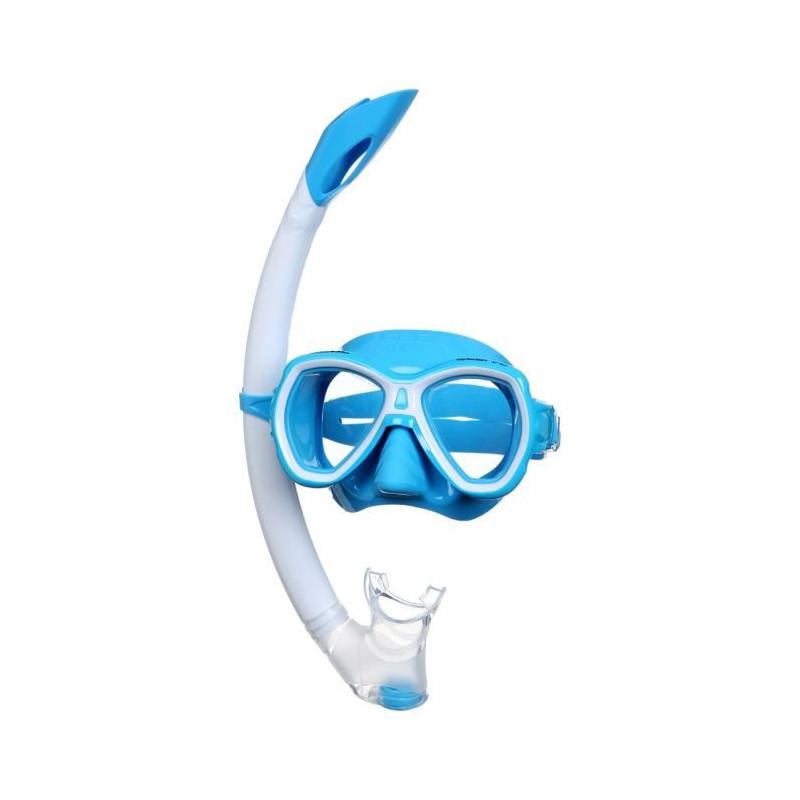 SEAC-Masque-et-Tuba-de-plongee-Elba-Medium-Bleu