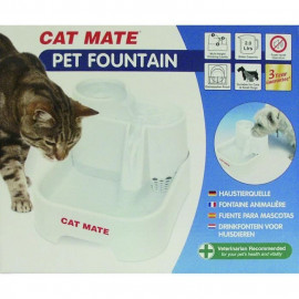 PET MATE Fontaine animaliere 335 - Pour chat