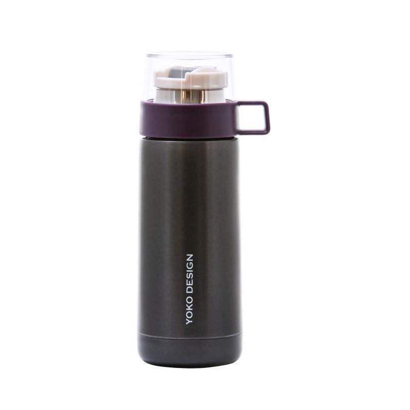 YOKO-DESIGN-Thermo-Mug-avec-tasse-Coloris-violet-350-ml
