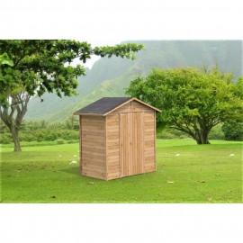 Abri de jardin en sapin FSC -2.43m²- 181x103xh200 cm