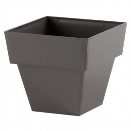 Pot a fleurs 14 Cm Collection LIMITED - Anthracite
