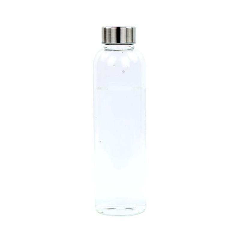 YOKO-DESIGN-Glass-bottle-avec-pochette-neoprene-Rouge-500-ml miniature 2