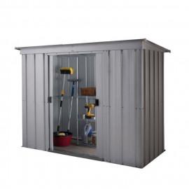 YARDMASTER Abri de jardin en métal 2,36m²