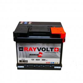 Batterie auto RAYVOLT RV1B 45AH 360A