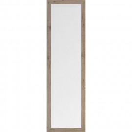 BASIC Miroir rectangulaire 30x120 cm Pin