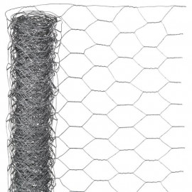 NATURE Maille hexagonale 0,5x2,50m