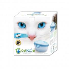 H2O - Fontaine a eau - 4 L - Pour chat et chien