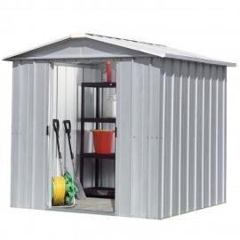 YARDMASTER Abri de jardin en métal 4.79 m²