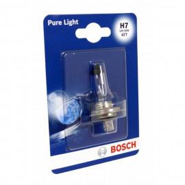 BOSCH Ampoule Pure Light 1 H7 12V 55W