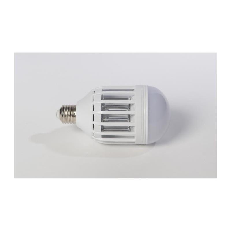 LUMISKY-Ampoule-LED-E27-avec-anti-moustique-integre-10W-equivalent-a-100W-blanc miniature 2