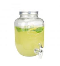 ARD'TIME Drinking jar XL avec robinet 4L