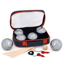 K-RO Double Triplette 6 boules de pétanque Team Catalogue