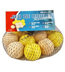 GET & GO Pack 10 cochonnets