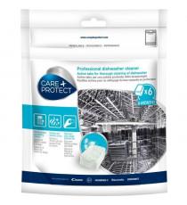 CDT2006 Tablettes nettoyantes pour Lave-Linge - Boite de 6 Pastilles