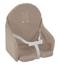 Looping Coussin avc sang Taupe