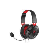 Turtle Beach - Casque Gamer PC - Recon 50 (compatible PC/PS4/Xbox/Switch/Mobile) - TBS-6003-02