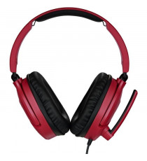 TURTLE BEACH Casque gamer Recon 70N pour Nintendo Switch Rouge (compatible PS4, PS4 Pro, Xbox one, appareils mobiles) - TBS-8…