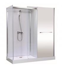 GELCO Cabine de douche meublante Fastnew 80X180 cm