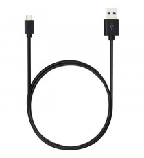SWISS CHARGER Chargeur allume cigare 3.1A 2USB avec cable micro USB - Noir