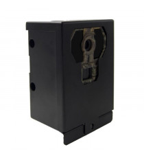 NUM'AXES Boîtier de sécurité avec cadenas pour PIE 1009 et PIE 1010 - Noir - Pour chien