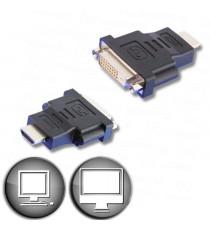 LINEAIRE ADHD110 Adaptateur HDMI mâle / DVI-D femelle