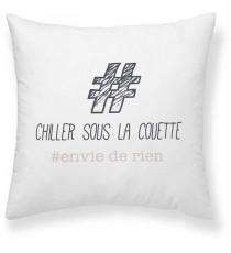 TODAY Coussin Girl Power Chiller - 40 x 40 cm