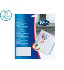 WPRO - Filtre hotte avec indicateur de saturation