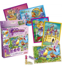 GLITTERIZZ Mon Kit de Création