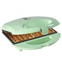 BESTRON ASW401 Gaufrier électrique - Vert Pastel