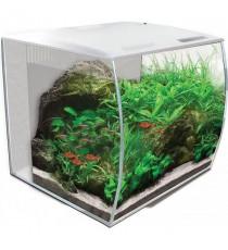 Aquarium Flex 9 Fluval 35 Litres Blanc