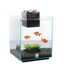 FLUVAL Aquarium équipé Shui II - 19 L
