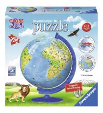 Puzzle 3D 180 pieces XXL Mappemmonde