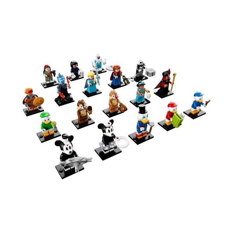 Minecraft Mini-Figure cisaillée moutons-Utilisé Avec O boîte d/'origine