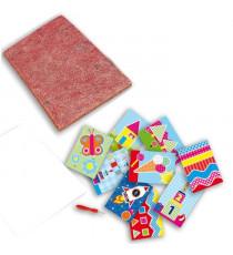 SES CREATIVE Kit de blocs de piquage