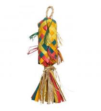 ROSEWOOD Jouet Pinata Woven Wonders - Taille S / M / L - Pour oiseau
